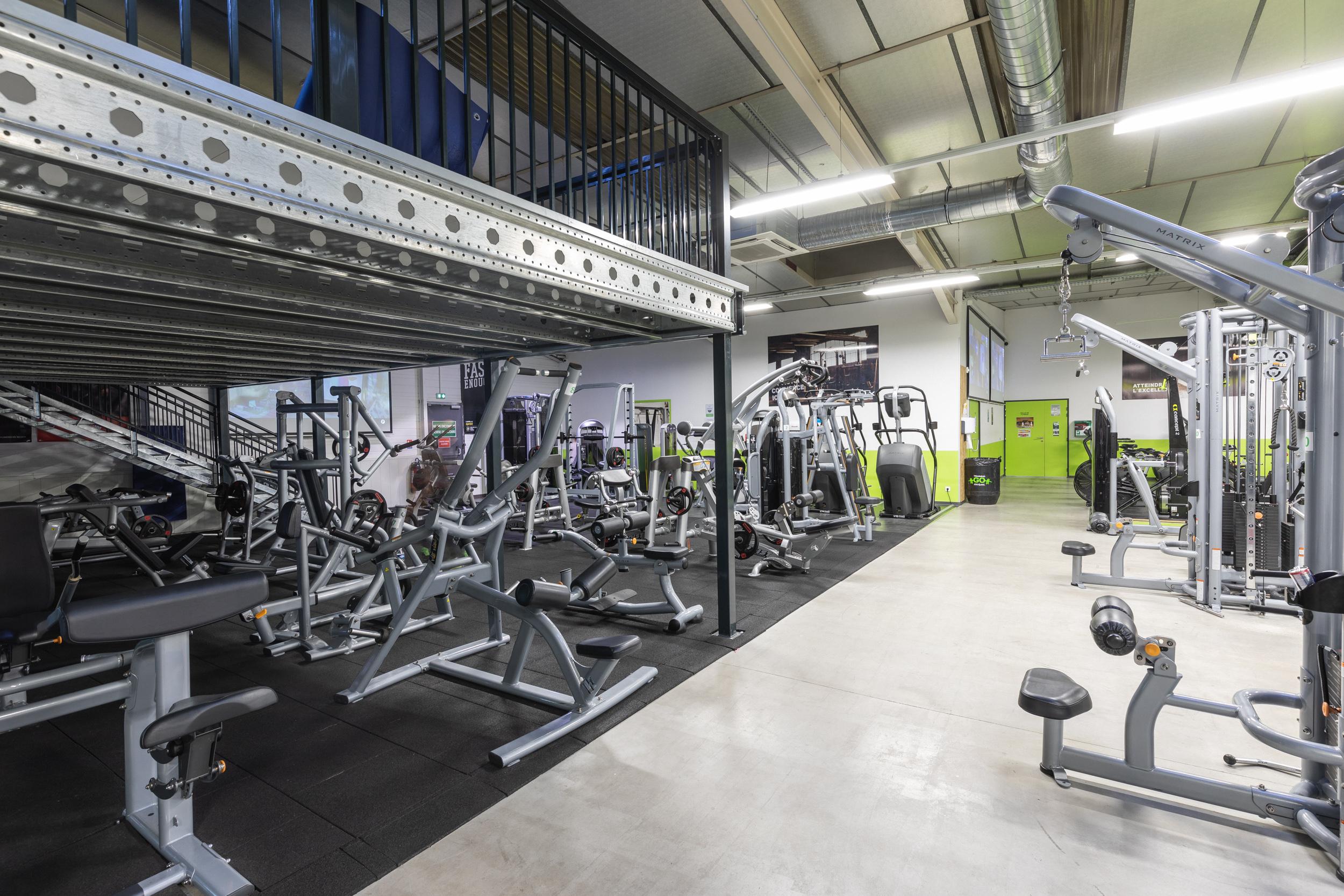 Salle De Sport Montpellier Training Go